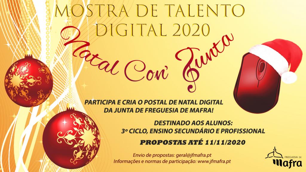 Mostra de Talento Digital 2020